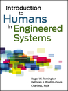 Introduction to Humans in Engineered Systems (eBook)